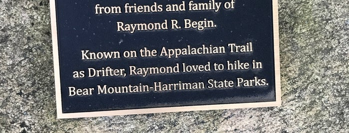 Appalachian Trail (Bear Mtn) is one of Eさんのお気に入りスポット.