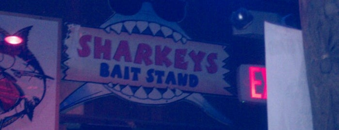 Sharkey's Bait Stand is one of Lugares guardados de Mary.