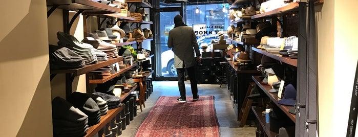 Goorin Bros. Hat Shop - Nolita is one of Hat Shops.