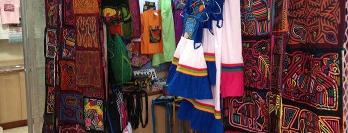 Centro Artesanal de Panamá Viejo is one of Panama.