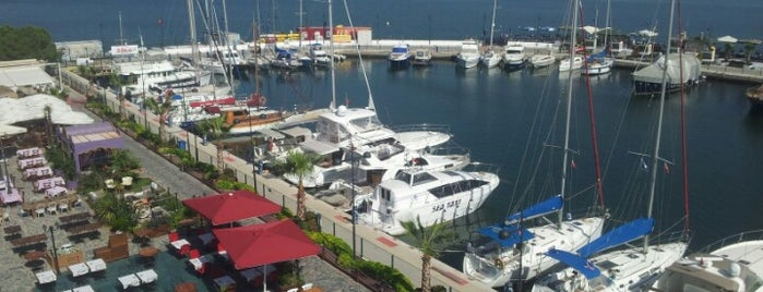 Levent Marina is one of İzmir My to do list.