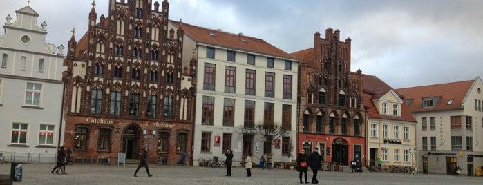 Greifswald is one of @Jane 님이 좋아한 장소.