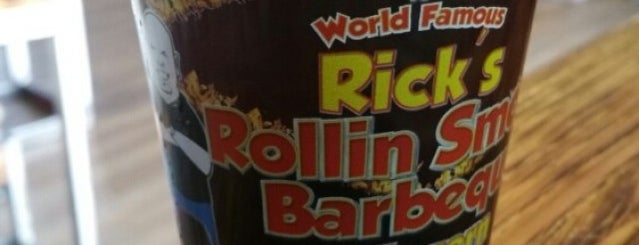 Rick's Rollin' Smoke BBQ & Tavern is one of Vegas.