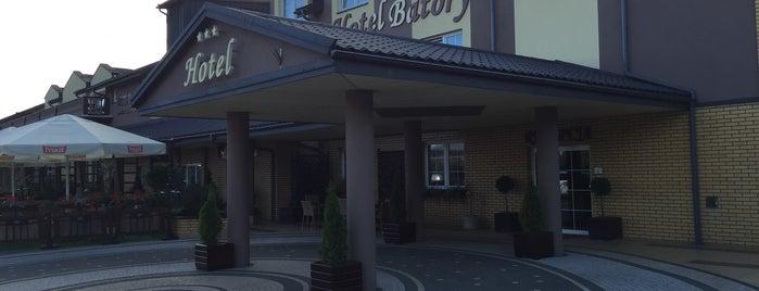 Hotel Batory is one of Orte, die Xavi gefallen.