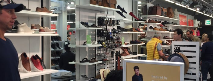 Aldo is one of London shopping..