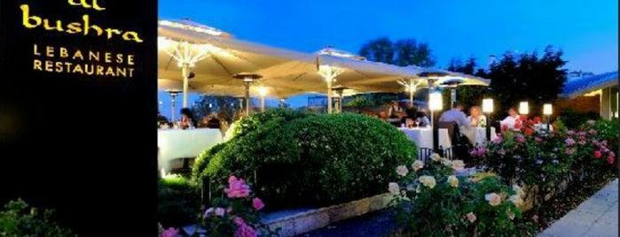 Al Bushra Restaurant is one of İstanbul Yeme&İçme Rehberi - 6.
