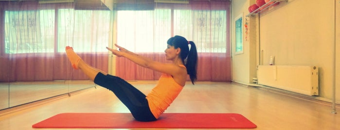Fly Pilates & Personal Training  Studio is one of Lugares guardados de Melis.