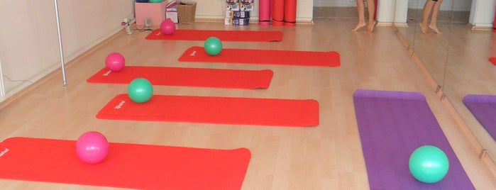 Fly Pilates & Personal Training  Studio is one of Pilates.