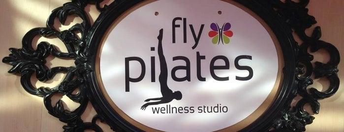 Fly Pilates & Personal Training  Studio is one of Posti che sono piaciuti a Sebnemmm.
