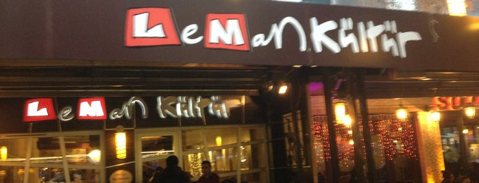 Leman Kültür is one of Ankara.