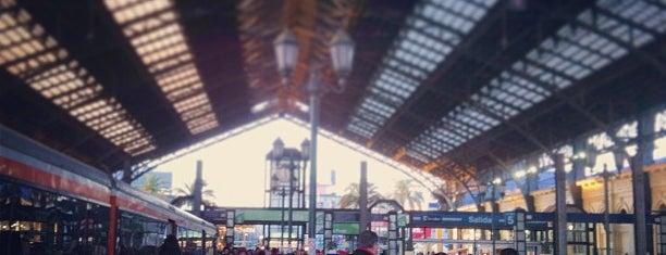 Estacion Central de Santiago is one of Estaciones TerraSur.
