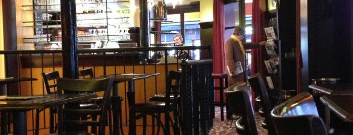 Café Vavin is one of Paris.
