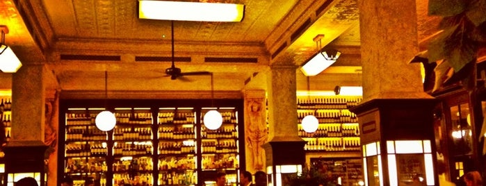Balthazar is one of London's great locations - Peter's Fav's.
