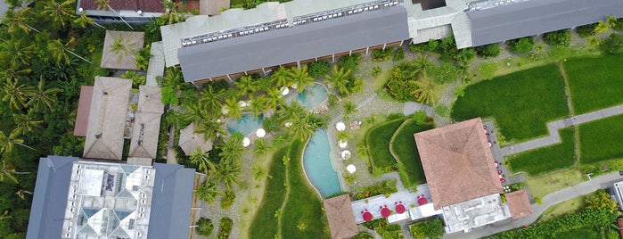 Alaya Resort, Ubud is one of Orte, die Ksenia gefallen.