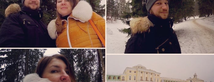 Pavlovsk Park is one of Orte, die Ksenia gefallen.