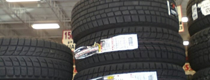 Town Fair Tire Center is one of USA.