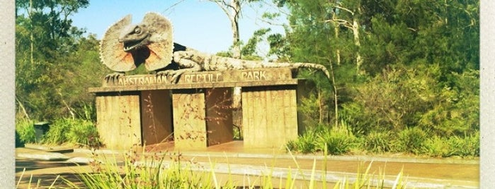 Australian Reptile Park is one of Sydney travels!.