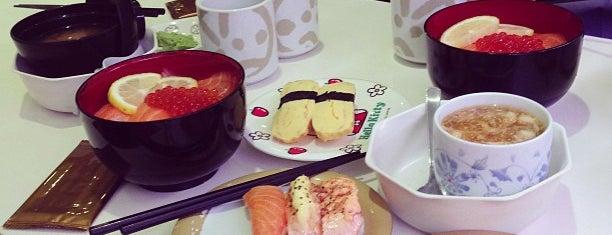 Genki Sushi is one of Food in Singapore!.