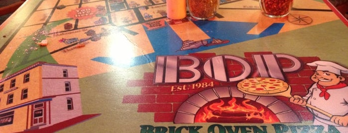 Brick Oven Pizza is one of Been There Bmore.
