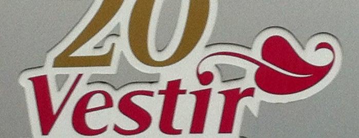 20 Vestir is one of Locais curtidos por Keliane.