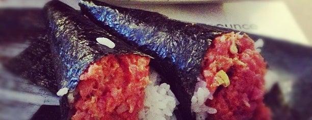 Yagumo Sushi is one of Locais salvos de James.