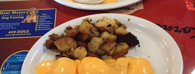 Katy's Korner is one of America's 50 Best Eggs Benedict Dishes.