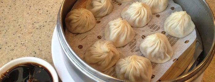 Din Tai Fung Dumpling House is one of LA/SoCal.