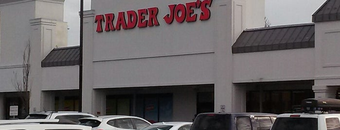 Trader Joe's is one of Robbie's Liked Places.
