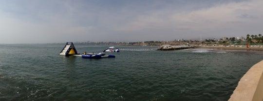 Playa 3 is one of Jimena : понравившиеся места.