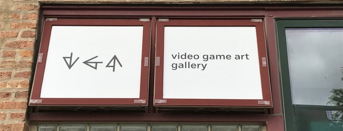 Video Game Art Gallery is one of Chicago Ideas.