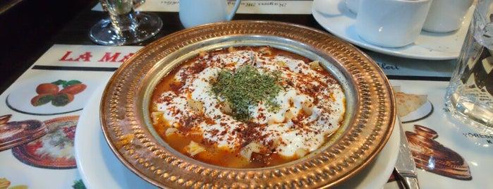 La Masa is one of Locais curtidos por Çağlar.