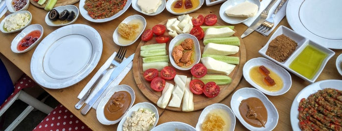 Doğacıyız Gourmet is one of Dene 2.
