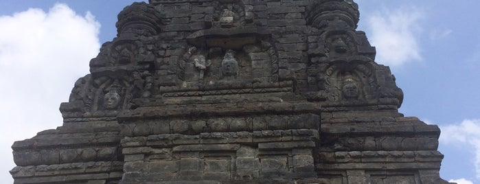 Candi Bhima is one of Beautiful Dieng.