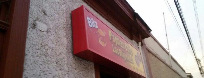 Papitas Chip (Las Originales) is one of Por probar.