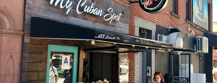 My Cuban Spot is one of To do.
