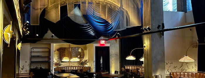 Cathédrale is one of NYC Restaurants to Try.