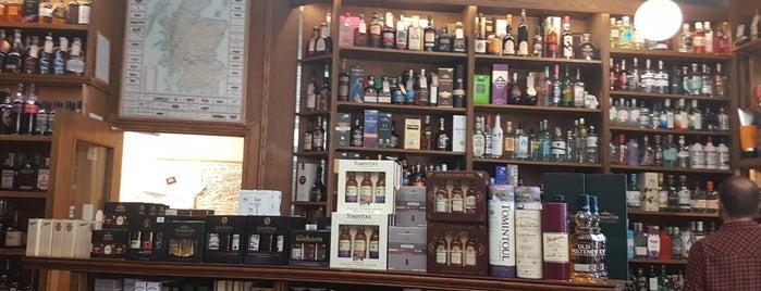 Royal Mile Whiskies is one of Gespeicherte Orte von Adam.