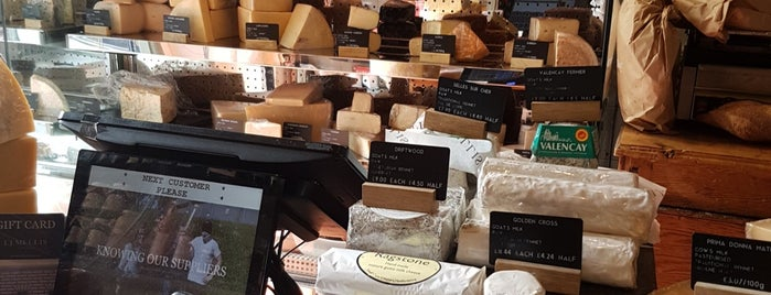 I.J. Mellis Cheesemonger is one of Gespeicherte Orte von Daniel.
