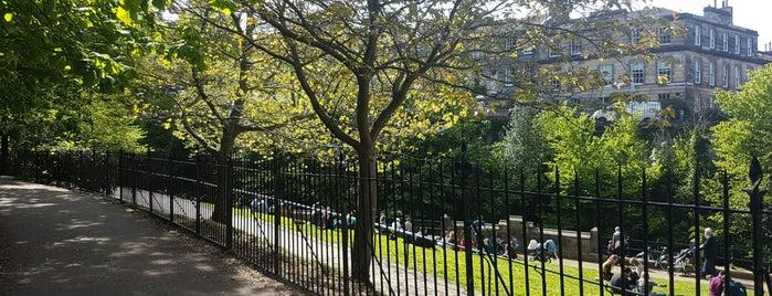 Dean Gardens is one of Edinburgh To Do Before Graduating List.