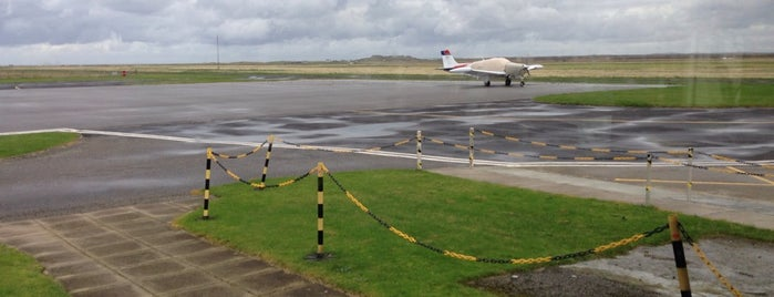 Tiree Airport (TRE) is one of Part 1~International Airports....