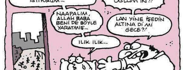 BitkiCell Hayattayım Hıyar Gibi Yaşıyorum is one of Lugares favoritos de Derya.