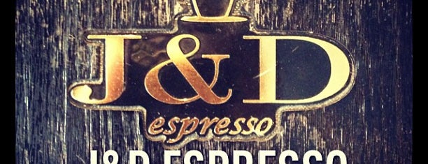J&D Espresso is one of Kopi Places.