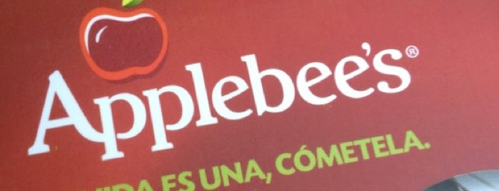 Applebee's is one of Lieux qui ont plu à Andre.