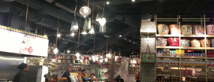 Comptoir Libanais is one of Breakfast in London.
