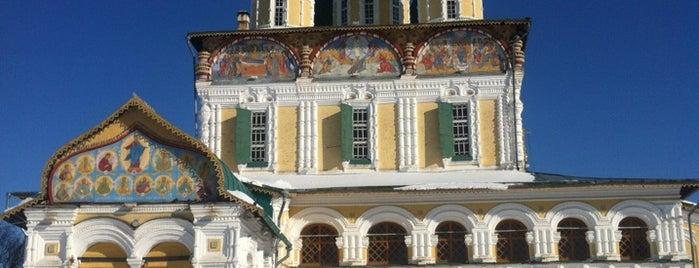 Воскресенский Собор is one of Roman 님이 좋아한 장소.