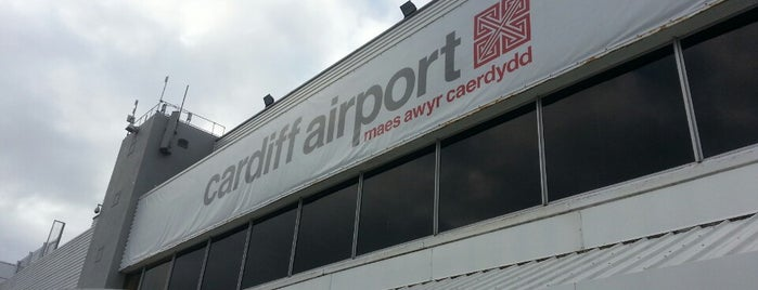 Cardiff International Airport (CWL) is one of Airports Worldwide....