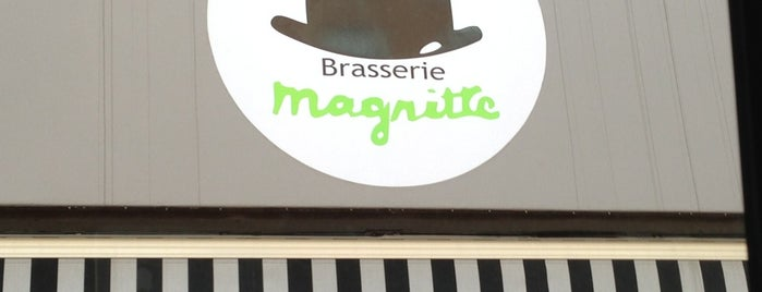 Brasserie Magritte is one of Places to try.