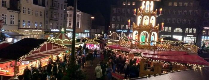 Flensburger Weihnachtsmarkt is one of Weihnachtsmärkte 2.