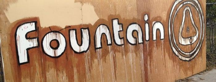 Fountain Art Fair is one of Art Basel 2011.