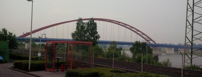 Brücke der Solidarität is one of <3 Checkins.